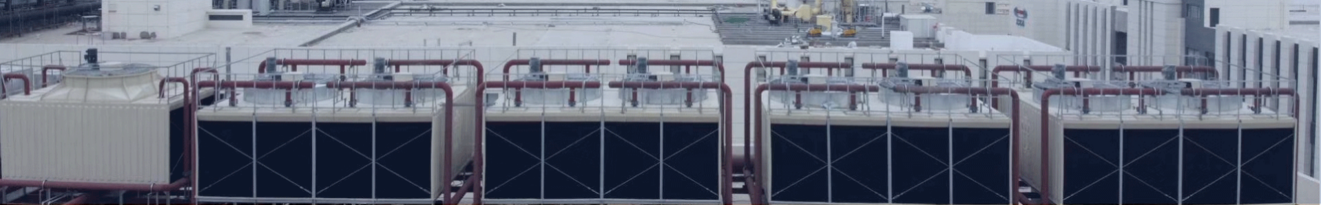NST Cross Flow Cooling Tower