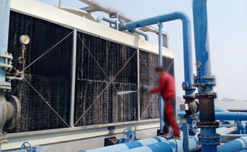 Is Your Cooling Tower in Good Performance at High Temperature In Summer?