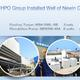 Celebration of HPO Group Installed Well of Newin Cooling Towers
