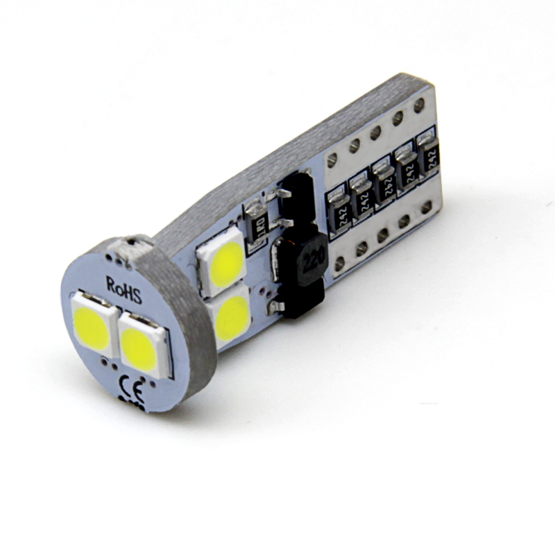 Auto LED Lights Bulb T10 (306WWVNPCB)