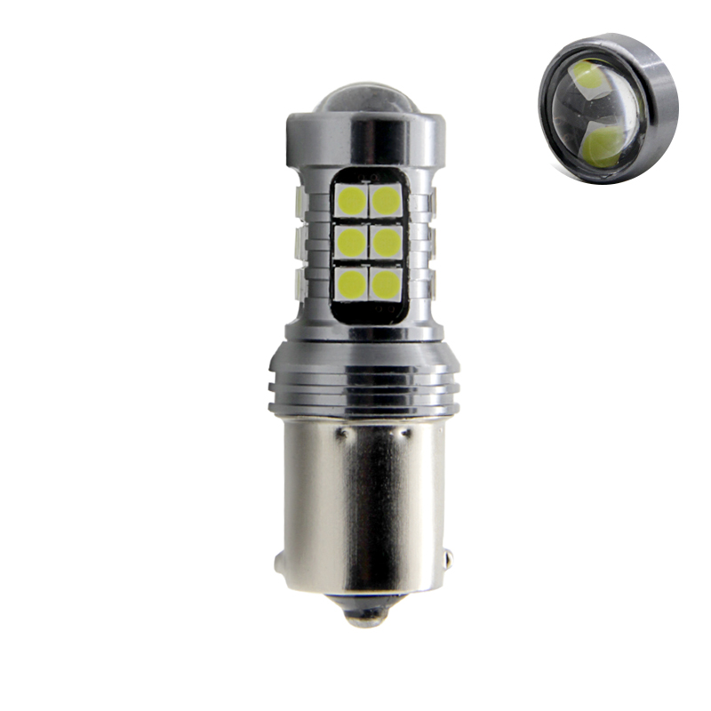 Car Turn Signal Led Bulb (327BGYALWVNP)