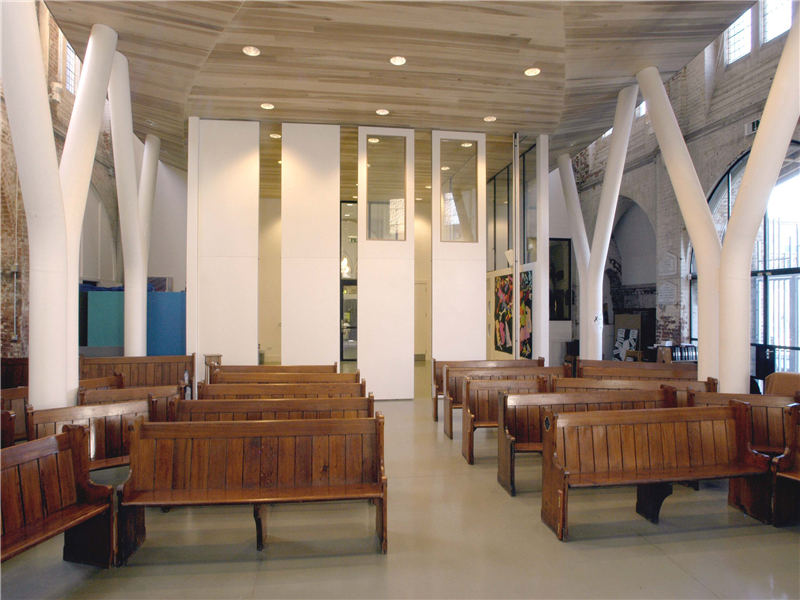 Church Movable Partition Wall
