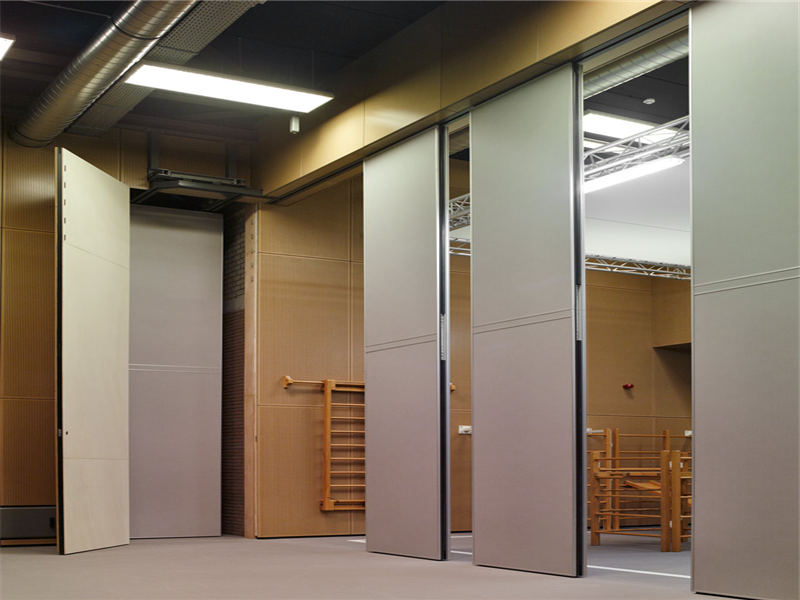 GLS-85 Folding Partition Walls Movable Partition