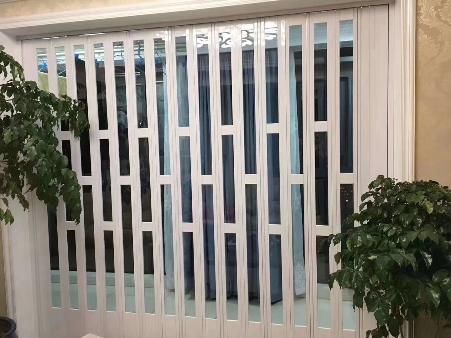 Commercial Folding Partitions Accordion Partition Wall