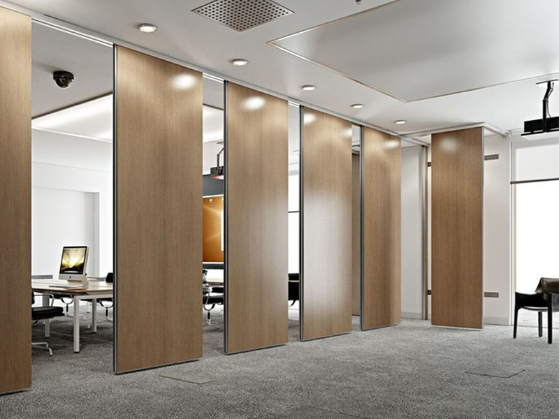 GLS-65 Movable Partition Use in Office