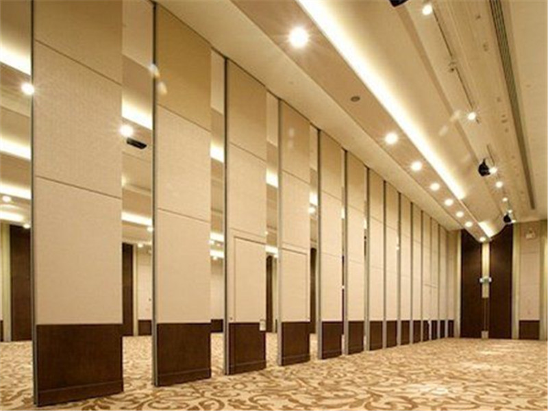 GLS-85 Movable removable wall use in church
