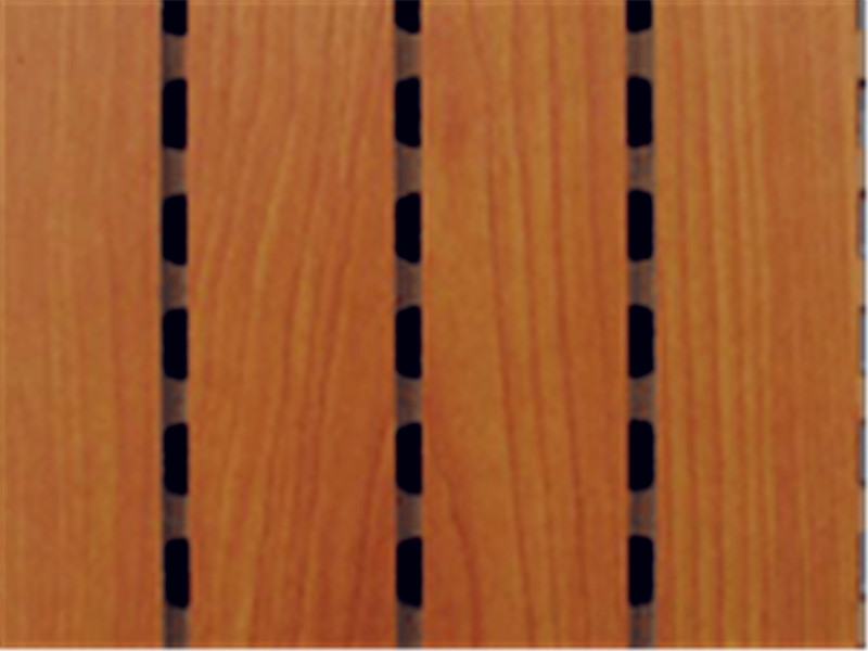 Soundproof Wooden Acoustic Panel