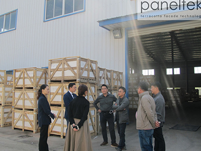 Product Inspection from Korean Customer