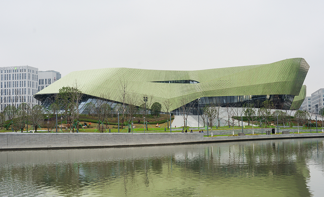 Ningbo City Exhibition Hall