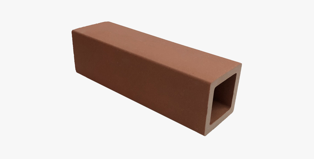 Square Shape Terracotta Curtain Wall Baguette