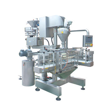Single-Hopper powder (granules) filling machine--SPF-100C