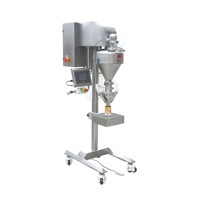 Semi Automatic Auger Filler--SAF-350