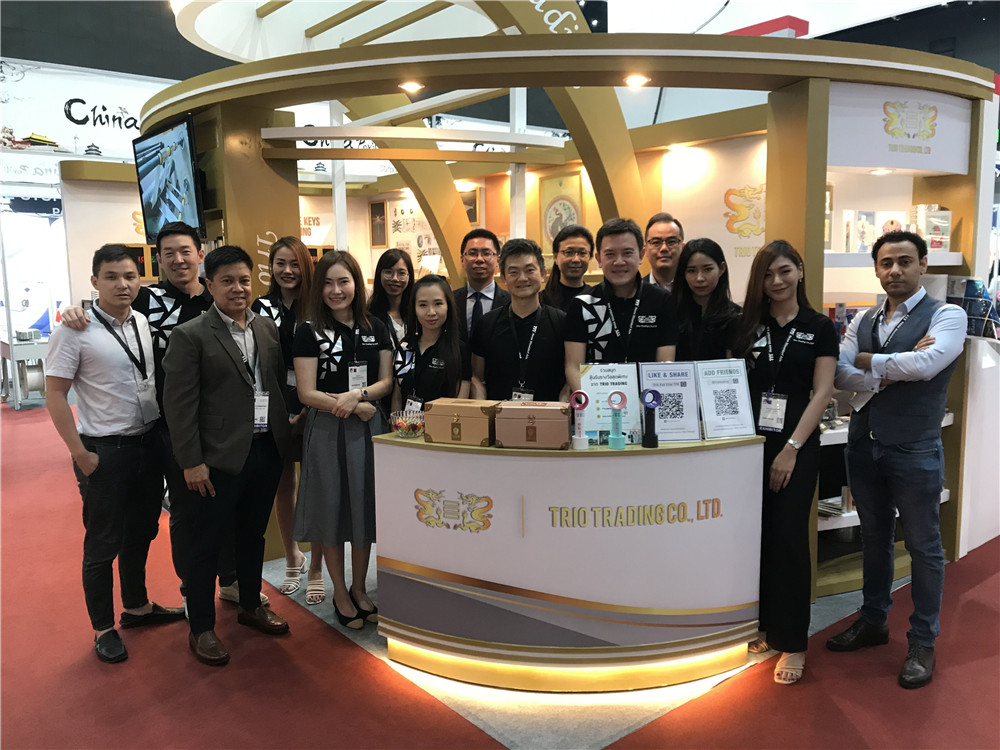 Dragon Foils participates in Pack & Print Exhibition in Thailand