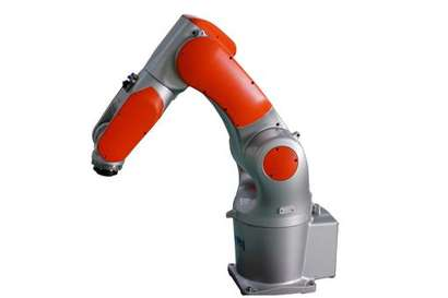 6-axis industrial robot with 5kg payload 600mm arm reach
