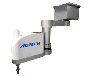 ADTECH 4-axis 2kg payload scara robot with 550mm arm reach