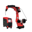 6-axis welding robot with 350A welding machine