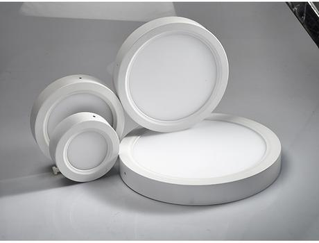 Round Surface LED Panel Light