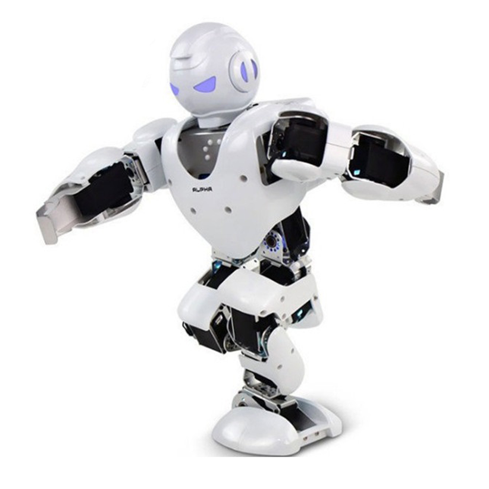 Artificial intelligence machine toy model for children