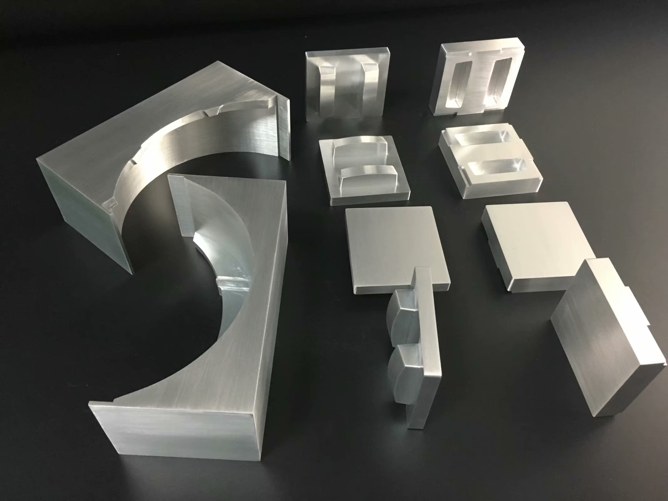 Aluminum parts Rapid Prototypes