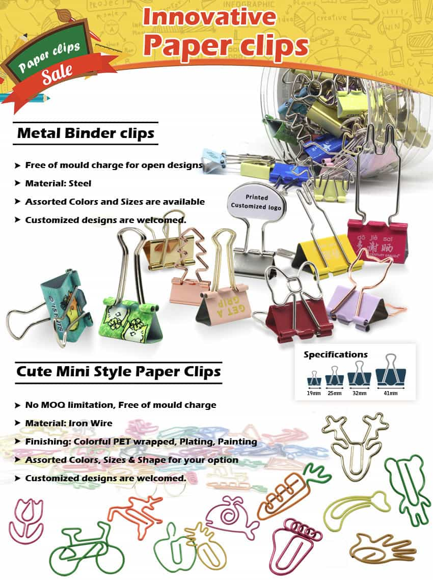 Innovative Paper Clips