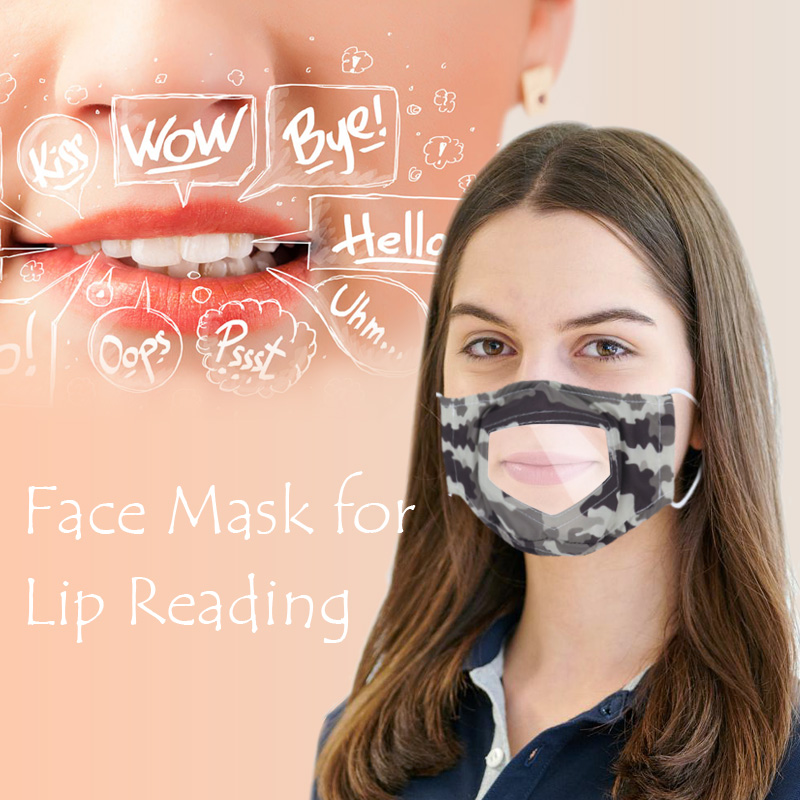 Face Mask for Lip Reading