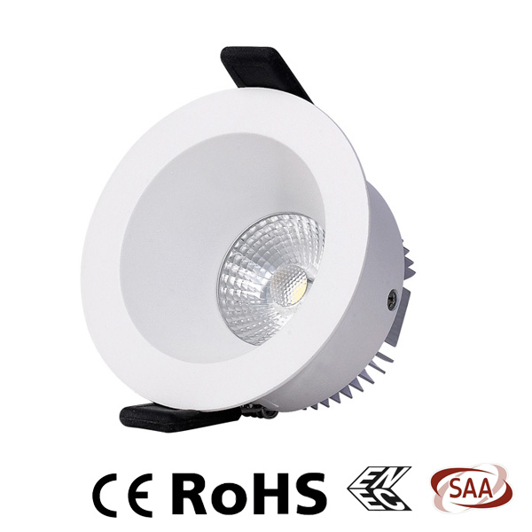 Anti glare led downlights - V6081 -