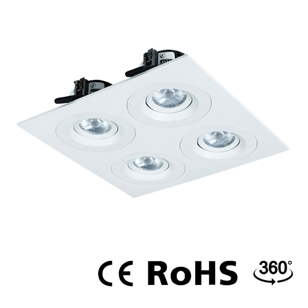 LED ceiling spotlights - VG6284-4 -