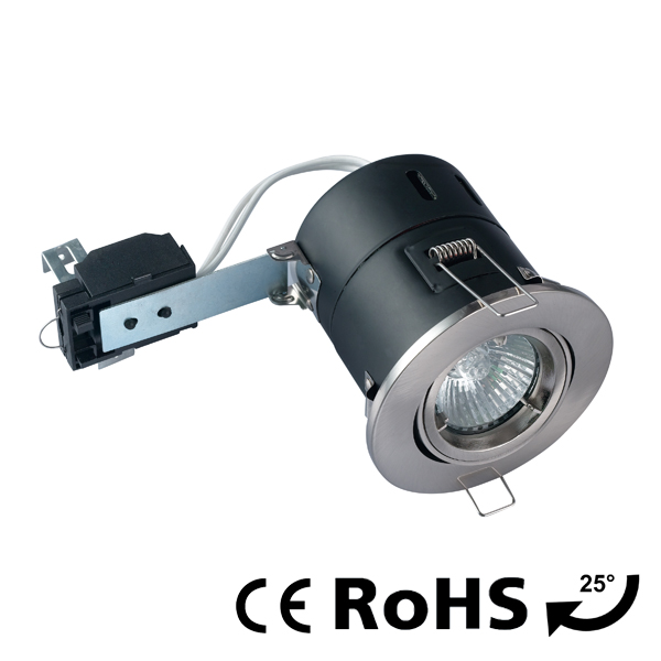 Fire rated adjustable downlights - IC3214 -