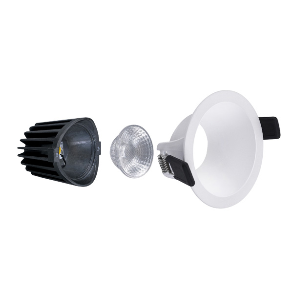 Wall wash recessed lightings.- V6214 -