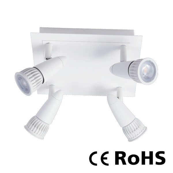 Flicker free ceiling spotlights - CDL-4A -