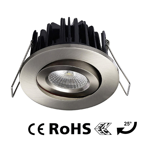 8w led downlight - F6084-AC -