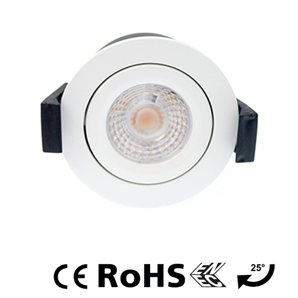 Slim led downlights - VIC6064F -