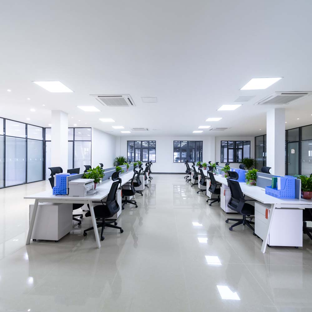 60x60 led panel light for office, supermarket, hotel