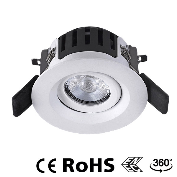 3000k led recessed light - VA6284 -