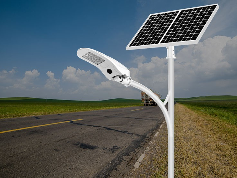 How to judge the quality of Solar led street light by lighting time?