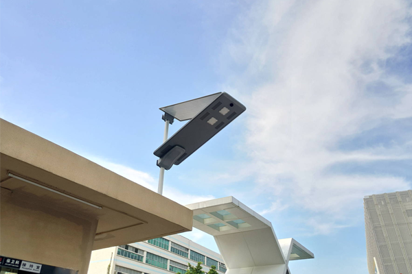 solar led street light manufacturers