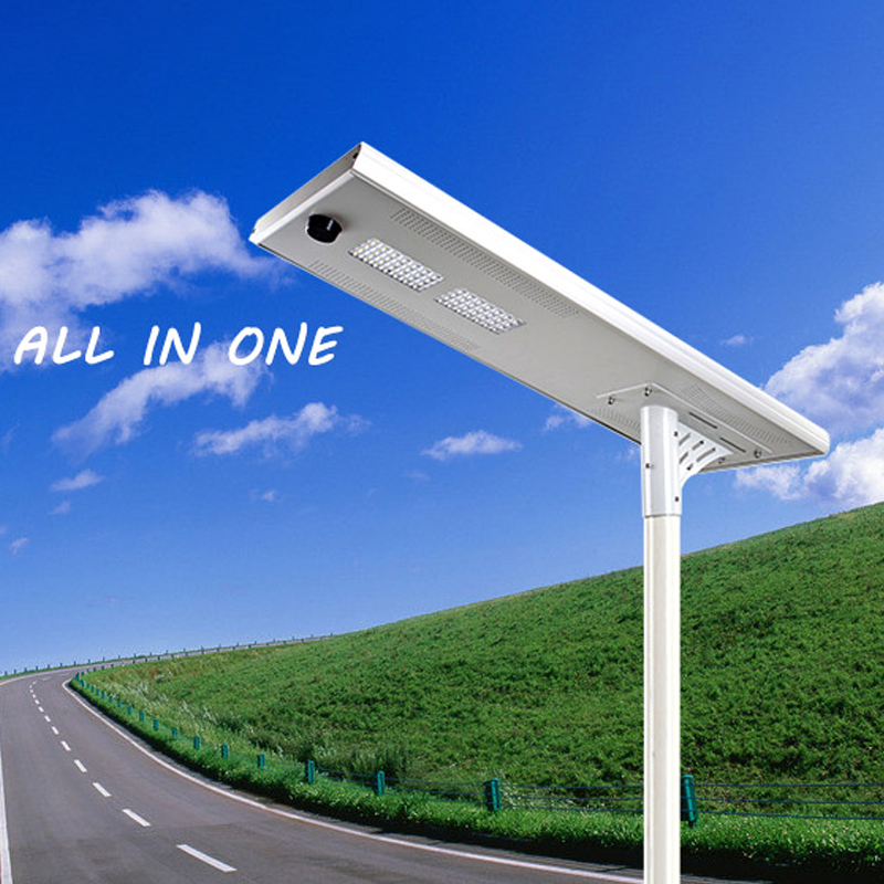 All in one solar street light Leading Manufacturers in China