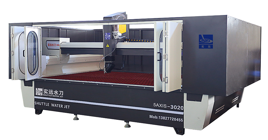 Customized Waterjet Cutting Machine