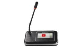 Triple-band Wireless Desktop Discussion System with Interpretation and Voting DCS-1022F-W