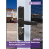 Hinge Security Door Locks AS7031 Series