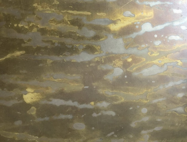 Supply Antique Brass Sheet