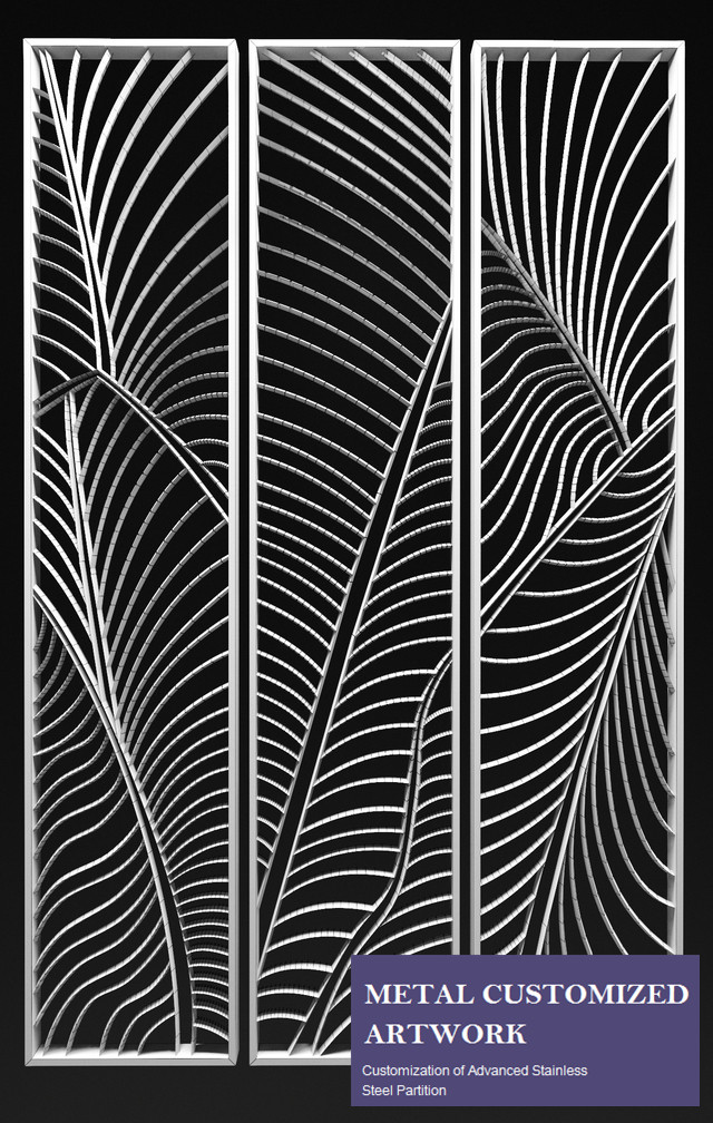 Stainless Steel Decorative Screen