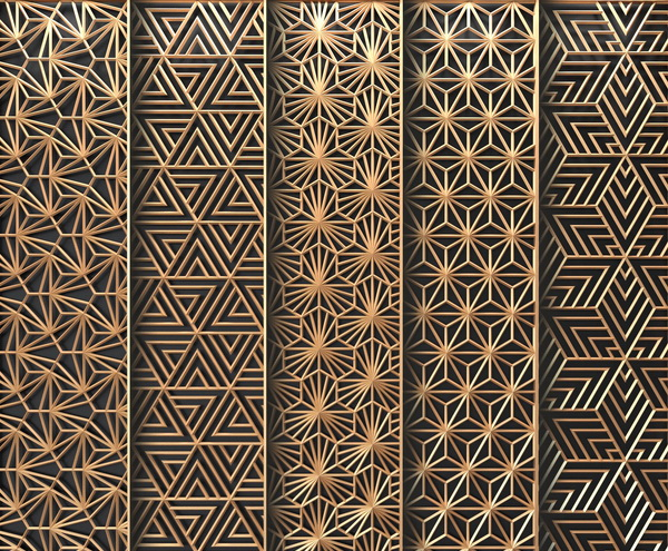Stainless Steel Laser Cut Decorative Metal Panel