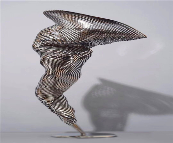 Abstract Metal Art Sculptures
