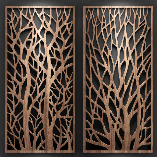 Stainless Steel Decorative Partition Screen