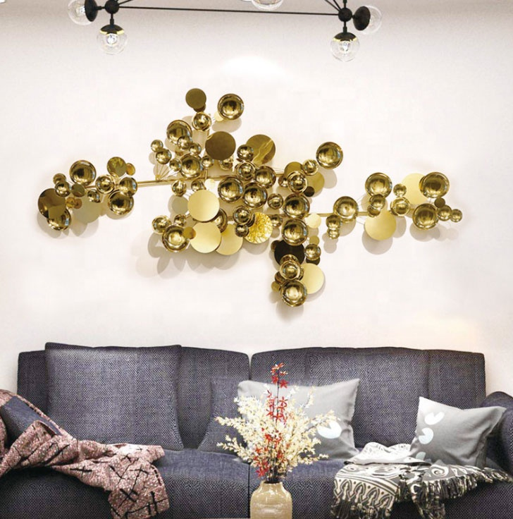 Wall Sculptures For Living Room