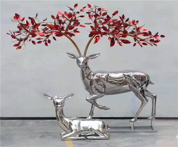 Stainless Steel Christmas Ornaments