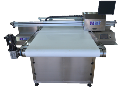 Plotter for Ceramic