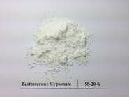 Testosterone Steroid Raw powders 99% Testosterone Cypionate CAS:58-20-8 White Crystal powder