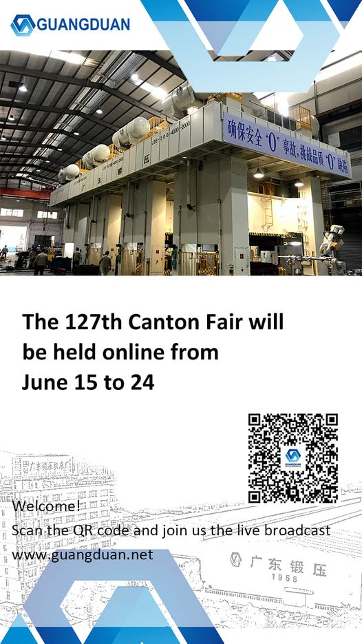 Welcome to our live broadcast at 127th Canton Fair!!!